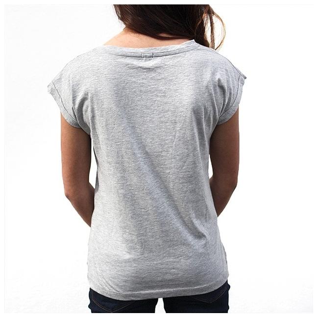 T-shirt Awen Pincea - ciel