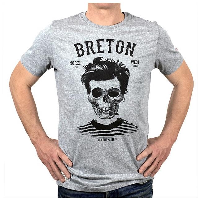 T-shirt Breton