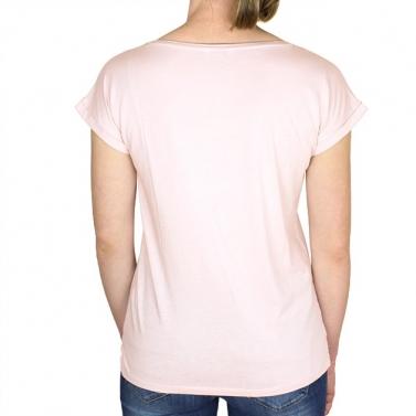 T-shirt Blason Hermine - cobalt