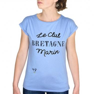 T-shirt Club Bretagne -...