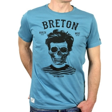 t-shirt crane breton