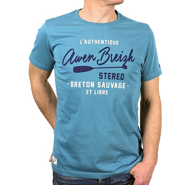 tee shirt en breton