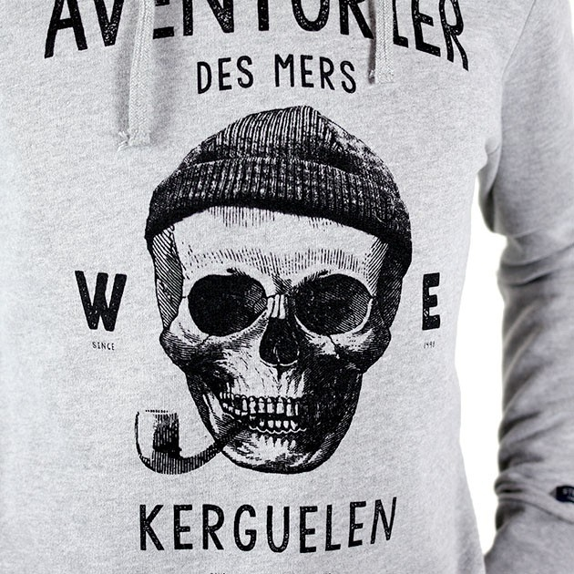 T-shirt L'Esprit Breton - marine