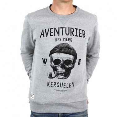 Sweat-Shirt Aventurier des...