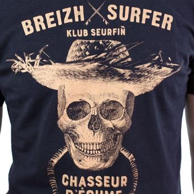 T-shirt Paradise - chiné