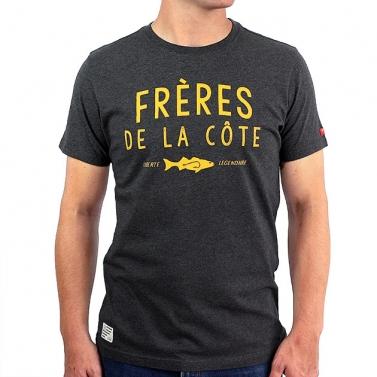 T-shirt Frères de la côte -...