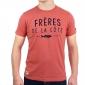 T-shirt Terres Australes - marine