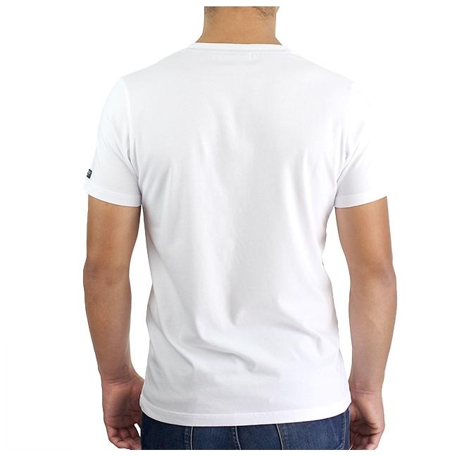 T-shirt Highlands - gris plomb