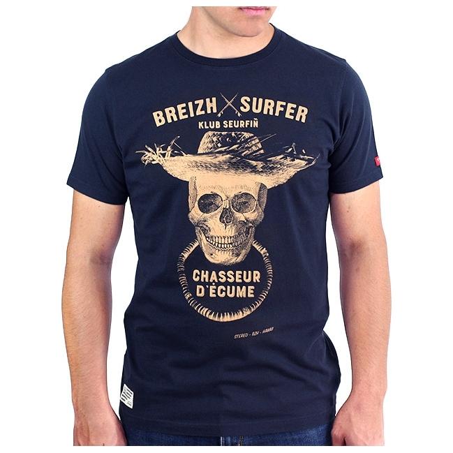 T-shirt Breizh Surfer