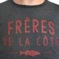 Sweat-shirt ancre envolée - écru