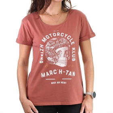 T-shirt moto