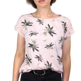 T-shirt All Over - Pêche