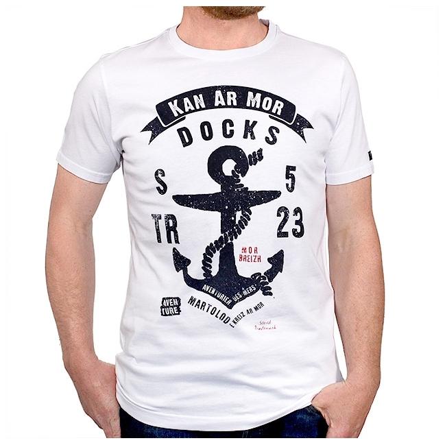 T-shirt Kan ar mor