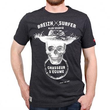 T-shirt Breizh Surfer -...