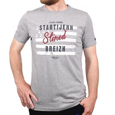 T-shirt Startijenn Breizh