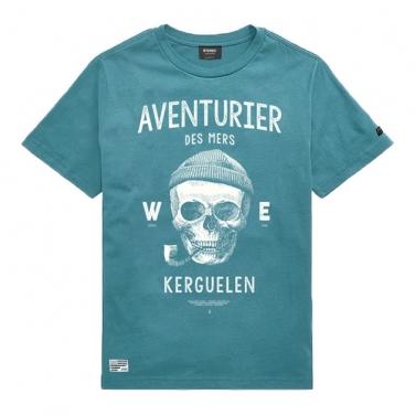 T-shirt aventurier enfant