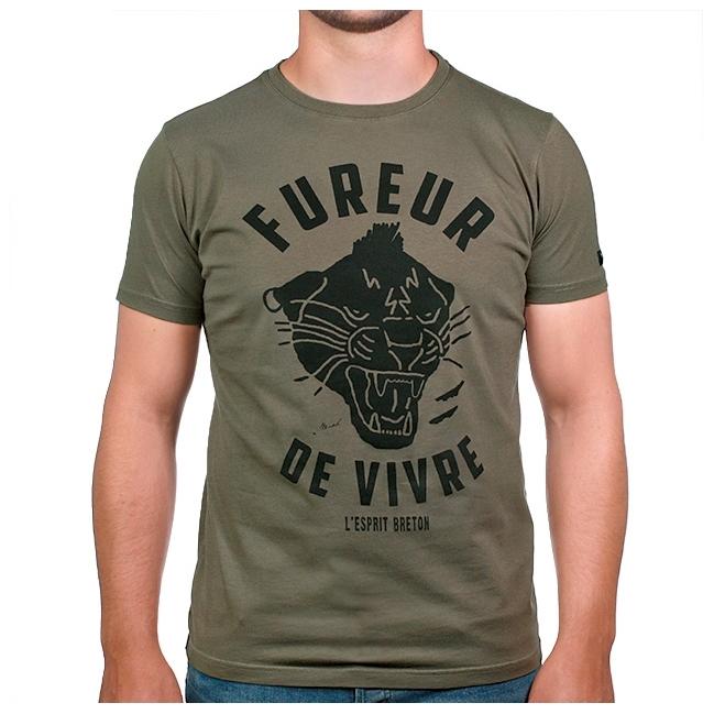 T-shirt Fureur de Vivre breton
