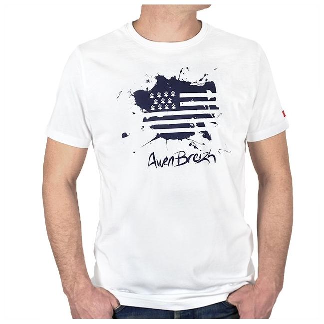 T-shirt Awen Breizh