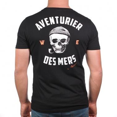 T-shirt Aventurier Remix...