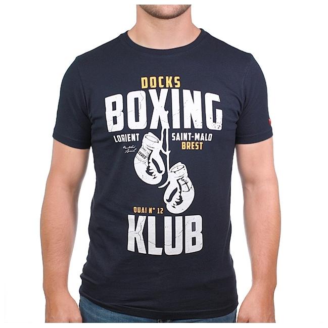 T-shirt Breton Boxing Klub