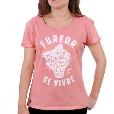 T-shirt Fureur de Vivre -...