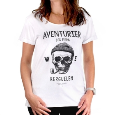 T-shirt Aventurier des Mers...