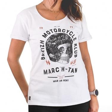 T-shirt Breizh Motorcycle...