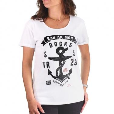 T-shirt Ancre / Kan ar Mor...